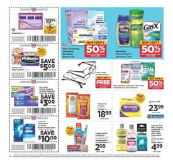 Toothpaste deals in the Rite Aid weekly ad in New York