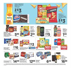 Donuts deals in the Rite Aid weekly ad in New York