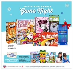 Games deals in the Rite Aid weekly ad in Roswell GA