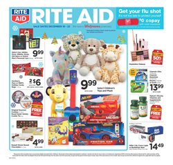 Rite Aid deals in the Pontiac MI weekly ad