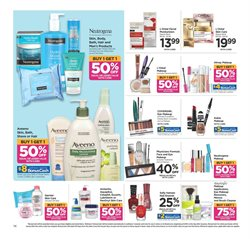 Neutrogena deals in the Rite Aid weekly ad in New York
