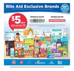 Prints deals in the Rite Aid weekly ad in Federal Way WA