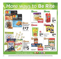 Bumble Bee deals in the Rite Aid weekly ad in Concord CA