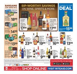 Meat deals in the Rite Aid weekly ad in Livonia MI