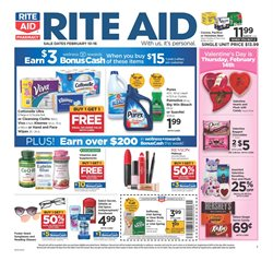 Rite Aid deals in the Baton Rouge LA weekly ad