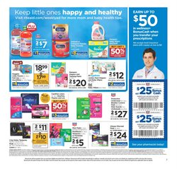 Pampers deals in the Rite Aid weekly ad in Lafayette LA