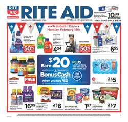 Beer deals in the Rite Aid weekly ad in Acworth GA