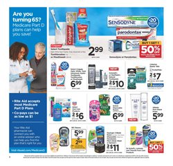 Deodorant deals in the Rite Aid weekly ad in East Lansing MI