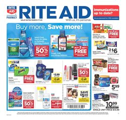 Rite Aid deals in the Atlanta GA weekly ad