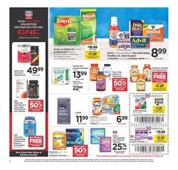 Gel deals in the Rite Aid weekly ad in Dearborn Heights MI