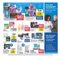 Deodorant deals in the Rite Aid weekly ad in Humble TX
