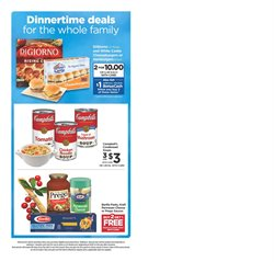 Campbell's deals in the Rite Aid weekly ad in New York