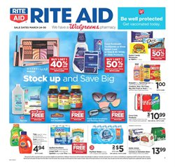 Rite Aid deals in the Asheville NC weekly ad