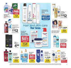 Hair conditioner deals in the Rite Aid weekly ad in New York