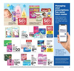 Huggies deals in the Rite Aid weekly ad in Harrisburg PA