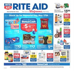 Rite Aid deals in the Schenectady NY weekly ad
