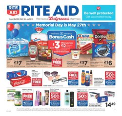 Rite Aid deals in the Lakewood WA weekly ad