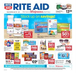 Rite Aid deals in the Federal Way WA weekly ad