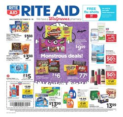 Rite Aid deals in the Easton PA weekly ad