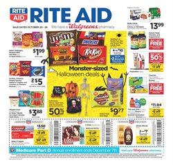 Rite Aid deals in the Kennesaw GA weekly ad