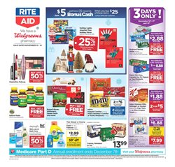 Rite Aid deals in the Pacifica CA weekly ad