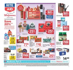 Rite Aid deals in the Fairfield CA weekly ad