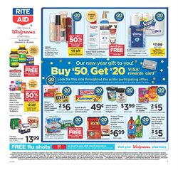 Rite Aid deals in the Metairie LA weekly ad