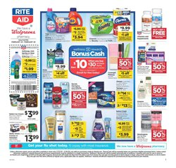 Rite Aid catalogue in Pittsburgh PA ( 3 days left )
