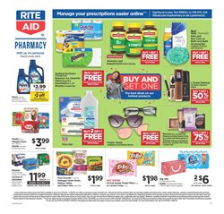 Rite Aid catalogue in Philadelphia PA ( Expires today )