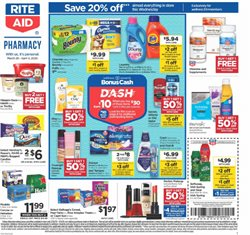 Rite Aid catalogue ( 1 day ago )