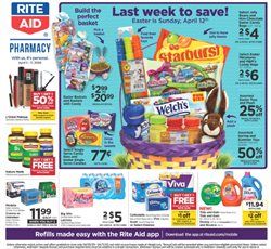 Grocery & Drug offers in the Rite Aid catalogue in Saginaw MI ( 2 days left )