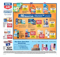Grocery & Drug offers in the Rite Aid catalogue in Chesapeake VA ( 3 days left )