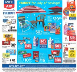 Grocery & Drug offers in the Rite Aid catalogue in Bowling Green KY ( 2 days left )