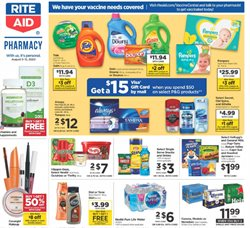 Rite Aid catalogue in Fairfield CA ( 1 day ago )