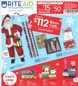 Grocery & Drug offers in the Rite Aid catalogue in Jonesboro GA ( 1 day ago )