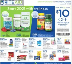 Grocery & Drug offers in the Rite Aid catalogue in Massillon OH ( Expires tomorrow )