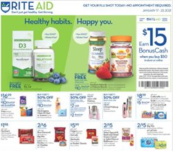Grocery & Drug offers in the Rite Aid catalogue in Meridian MS ( 3 days ago )