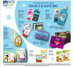 Rite Aid catalogue in Houston TX ( Expired )