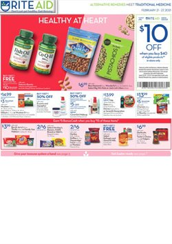Rite Aid catalogue ( Expires tomorrow )