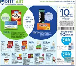 Grocery & Drug offers in the Rite Aid catalogue in Sterling VA ( 2 days left )