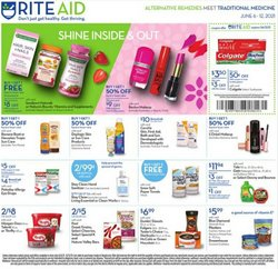 Grocery & Drug deals in the Rite Aid catalog ( Expires today)