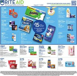 Grocery & Drug deals in the Rite Aid catalog ( 3 days left)