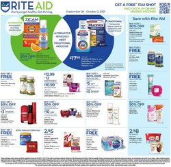 Grocery & Drug deals in the Rite Aid catalog ( 4 days left)