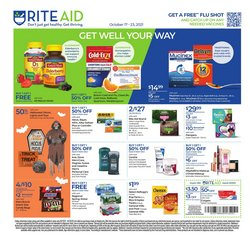 Grocery & Drug deals in the Rite Aid catalog ( Expires tomorrow)