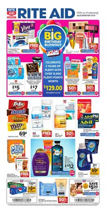 Candy deals in the Rite Aid weekly ad in Sterling VA