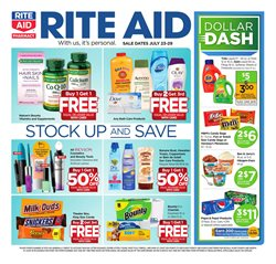 Rite Aid deals in the Cleveland OH weekly ad