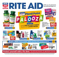 Grocery & Drug deals in the Rite Aid weekly ad in Johnstown PA