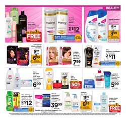 Pantene deals in the Rite Aid weekly ad in New York