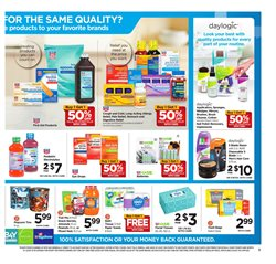 Mirror deals in the Rite Aid weekly ad in New York