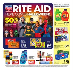Rite Aid deals in the Rochester NY weekly ad